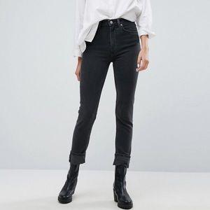 Weekday Way High Jeans Asos